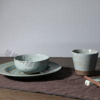 供应陶瓷餐具订制陶瓷餐具 日式粗陶餐具 酒店餐具 高礼品餐